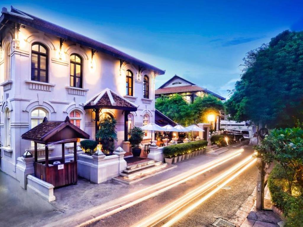 luxury hotels in vientiane, laos