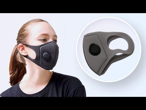 Where do I throw the mask?