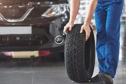 car tyre repair shop singapore